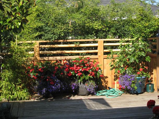 Garden Landscapeing Design True Earth Gardening Projects