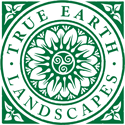 True Earth Gardening and Landscaping Logo
